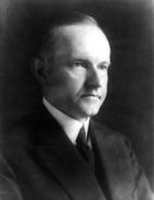 Calvin Coolidge