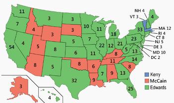 US Electoral 2004
