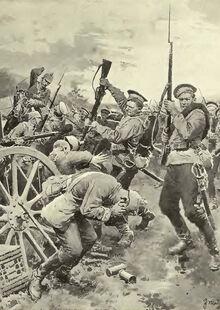 Бои в Восточной Пруссии