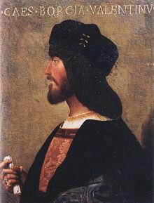 Герцог Борджиа
