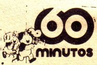 60 Minutos Logo Antiguo