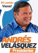Campaña Andrés Velásquez