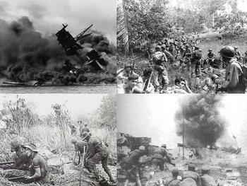 Pacific War OCAM
