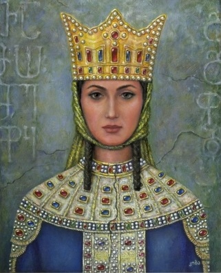 Image result for queen tamar