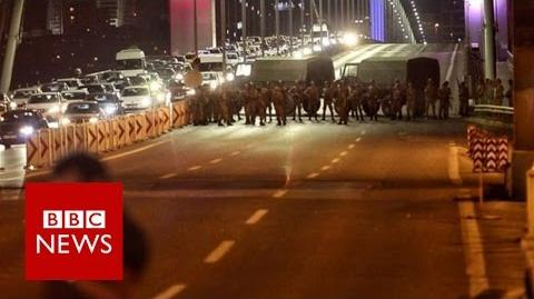 Turkey Army group 'takes control of the country' BBC News