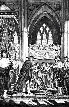 Коронация Генриха