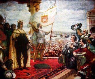 Провозглашение независимости Португалии