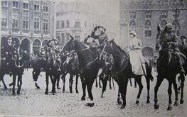 Филипп Бельгийский и армия