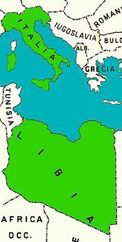 1911 Colonie italiane