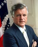 Edward Kennedy presidential portrait (cropped)