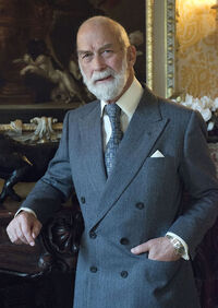 HRH Prince Michael of Kent 62 Allan Warren