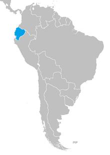 Mapa ecuador asxx