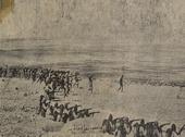 Турецкие войска во время Марша Ярости