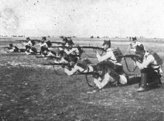 Учения румынской армии