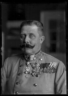 320px-Ferdinand Schmutzer - Franz Ferdinand von Österreich-Este, um 1914