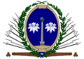 Coat of arms of Kōshi (SM 3rd Power).png