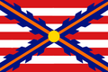 Flag of Malaya 1671