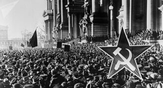Митинг социал-демократов