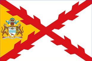 bandera de guyana española