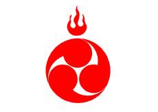 JapanMongOkinawaFlagge