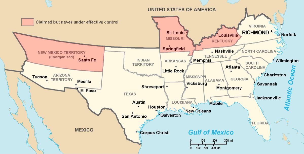 Civil War Pictures Appomattox Va Plain Just Pin It Up Add Civil - Us map southern states