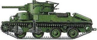 Т-38 вид сбоку