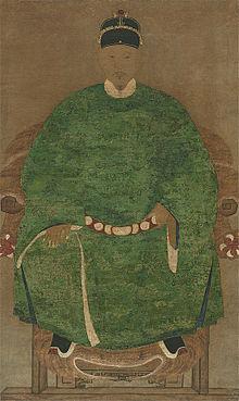 220px-The Portrait of Koxinga(赤樓夢)