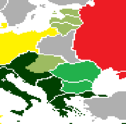 Austrain borders