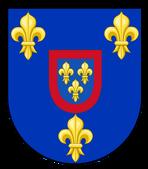 Escudo Orleans-Borbón