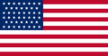 Flag of the United States (1908-1912)