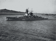 Graf Spee in Montevideo