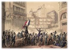 La oleada revolucionaria de 1848