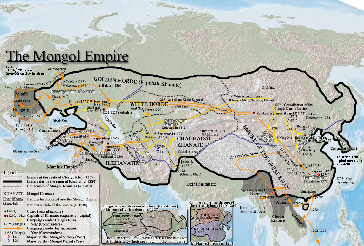 Mongols timur the zoroastrian alternative history fandom mongol empire history gumiabroncs Choice Image