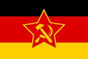 Socialist Republic of Germany Flag (Mannerheim's Finland)