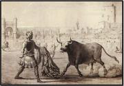 Stierkampf Cesare