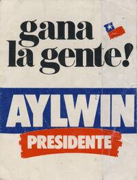 Emblema Aylwin 1982 CNS