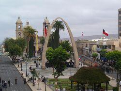 Tacna, Chile