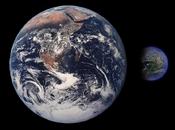 Earth-Luna comparsion revised (Luna Earth II)