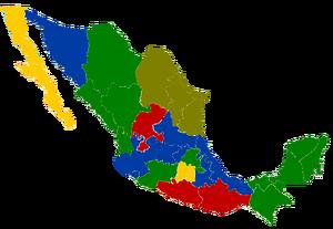 Elecciones senatoriales de México de 2000 CNS