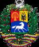 Escudo Nacional de Venezuela (1954-2006)
