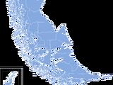 Región de Magallanes y de la Antártica Chilena (Chile No Socialista)