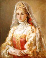 Russian-princess-pictures-by-russian-artist-vladislav-nagornov-3