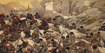Сражение при Кемахе