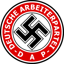 Emblem of the German Workers Party JoW