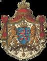 Wappen Deutsches Reich - Grossherzogtum Hessen-LF
