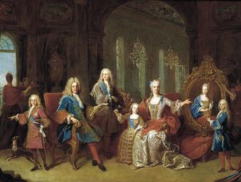 Семья Филиппа VII