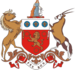 Cape Colony Coat of Arms 1876