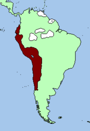 Incan expansion