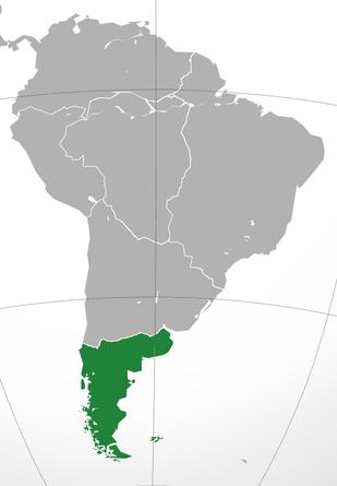 Patagonia VINW Map