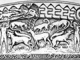 Germanisch/nordische Gestalten Mythologie